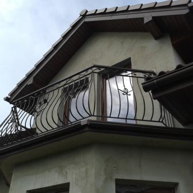 balustrada kura B06