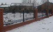 ogrodzenie D014