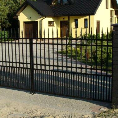 brama-wjazdowa-furtka-ogrodzenie-