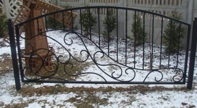 ogrodzenie E01