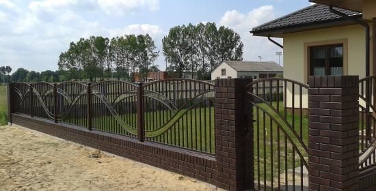 ogrodzenie E04
