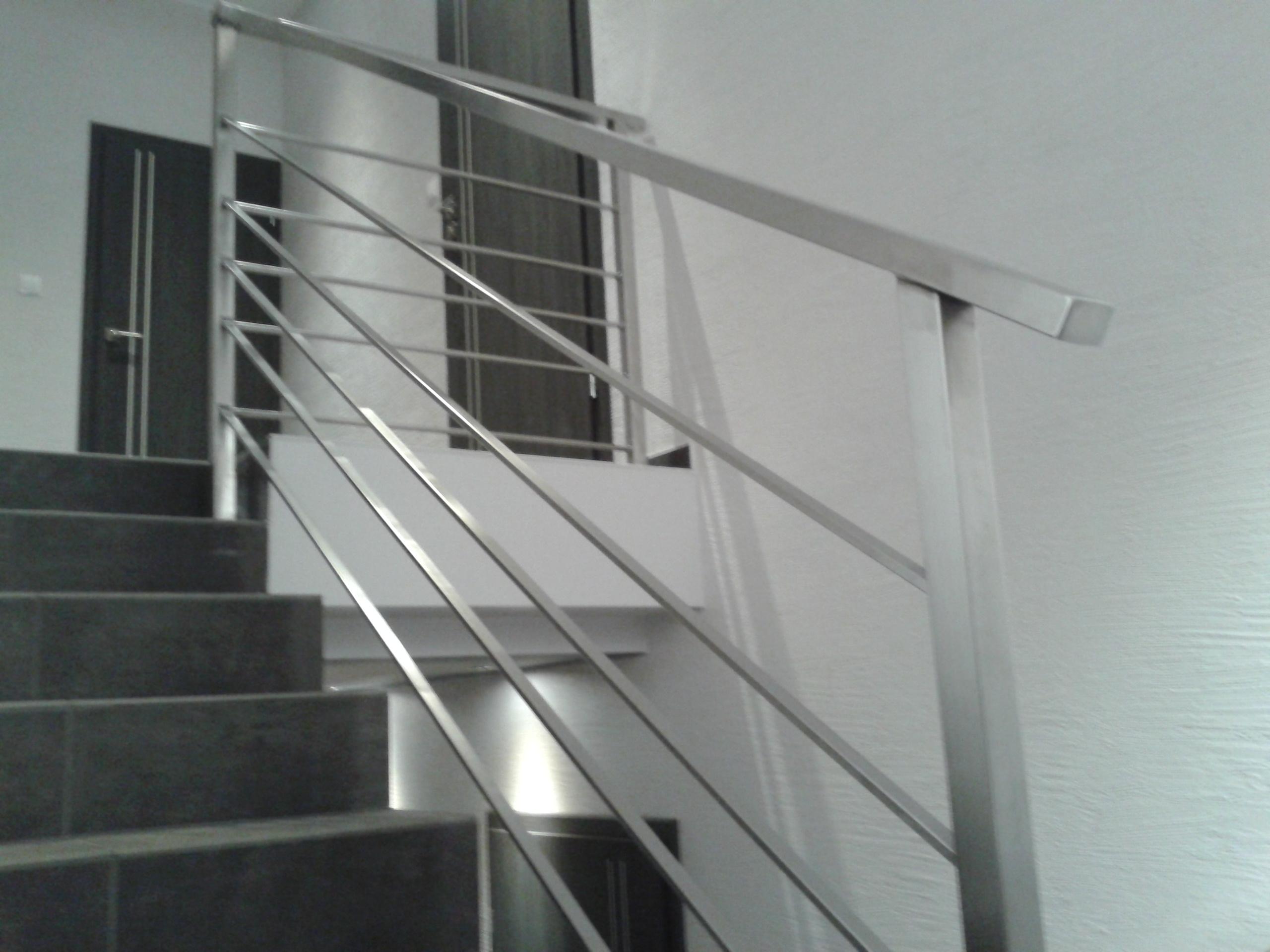 balustrady wewnętrzne C01