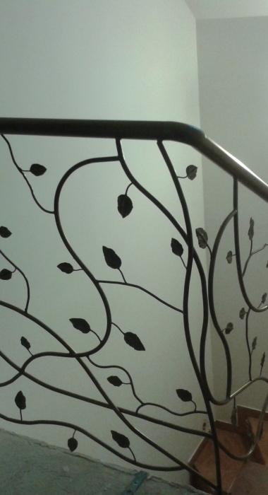balustrada wewnętrzna C02